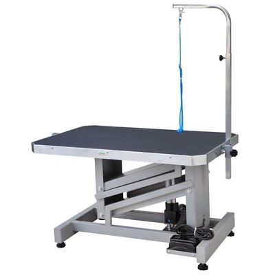 "Go Pet Gopetclub 36"" Electronic Motor Grooming Table HGT-888 Pet Grooming Table"