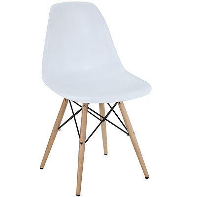 Modway Furniture Pyramid Dining Side Chair White - EEI-180-WHI Chair NEW