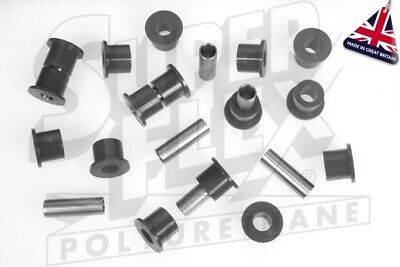 Superflex Polyurethane Front Wishbone Inner Bush Kit Tvr Chimera & Griffith (95)