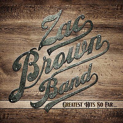 Zac Brown Band Cd - Greatest Hits So Far (2014) - New Unopened - Country
