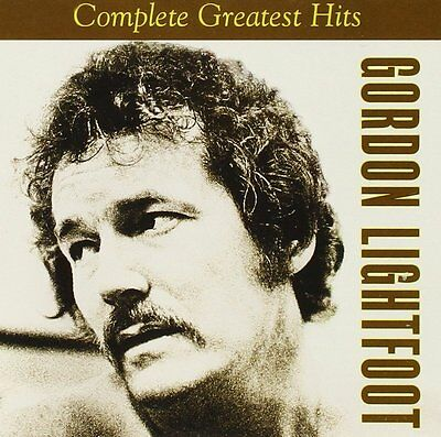 Gordon Lightfoot Cd - Complete Greatest Hits (2002) - New Unopened