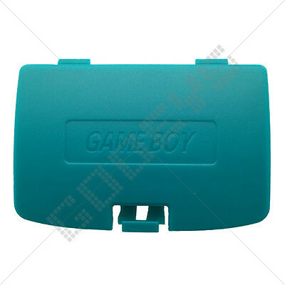 Teal (Turqoise) Nintendo Game Boy Color New Replacement Battery Door Cover