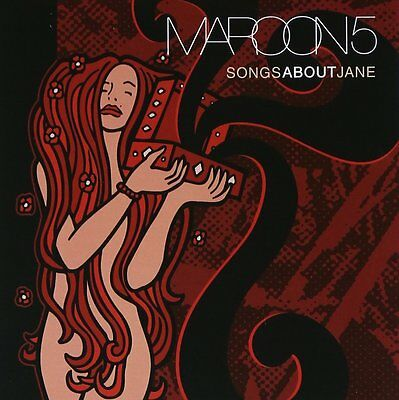 Maroon 5 Cd - Songs About Jane (2002) - New Unopened