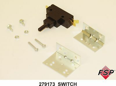 Whirlpool Factory OEM 279173 for 2728 Switch, Push To Start