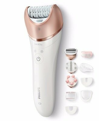 Philips BRE650 Satinelle Wet & Dry epilator