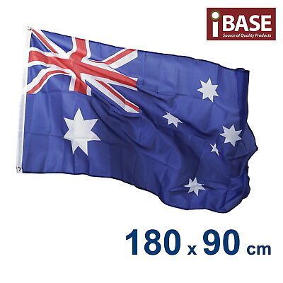 Aussie Australia Australian OZ AU Flag National Heavy Duty Outdoor Feet 180x90cm