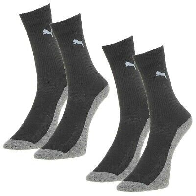 2 Paar Performance Crew SMU Gr. 35-38 Puma Golf Sport Golfsocken Coolmax