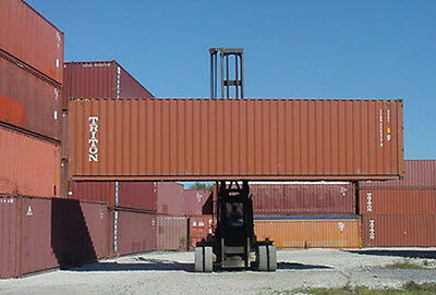 40 ft High Cube Shipping Containers A grade