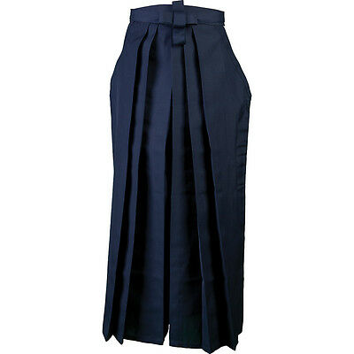 Blitz Traditional Blue Adult Hakama Martial Arts Iaido Kendo Aikido