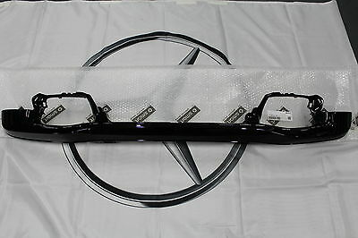 Genuine Smart Fortwo 451 Painted FRONT Lower Spoiler Jack Black (CA7L) NEW