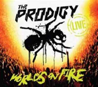 The Prodigy-World's On Fire  (US IMPORT)  CD with DVD NEW