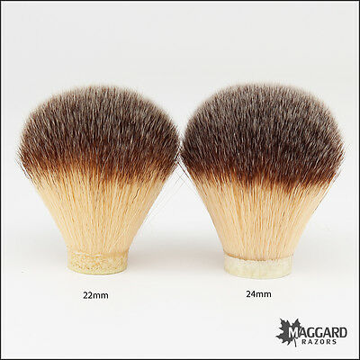 Maggard Razors Synthetic Shaving Brush Knot Only