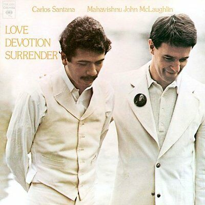 "Carlos Santana & John McLau...-Love Devotion  (US IMPORT)  Vinyl / 12"" Album NEW"
