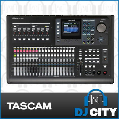 DP-32SD Tascam 32-Track Portable Recording Station - BNIB - DJ City Australia