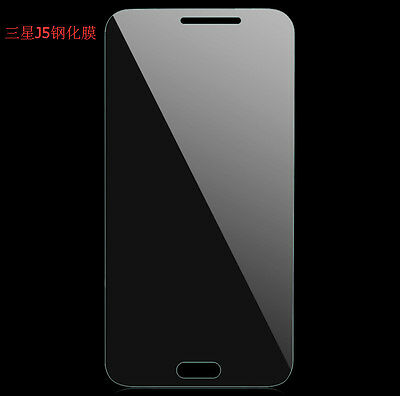 Water Resistant Premium Glass Tempered Screen Protectors For Samsung Galaxy J5