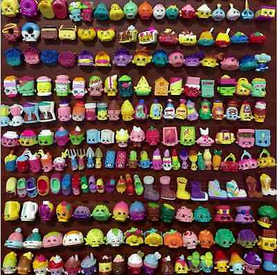 Random Lot of 10/30/50PCS Shopkins of Season 1 2 3 4 All different Loose toy