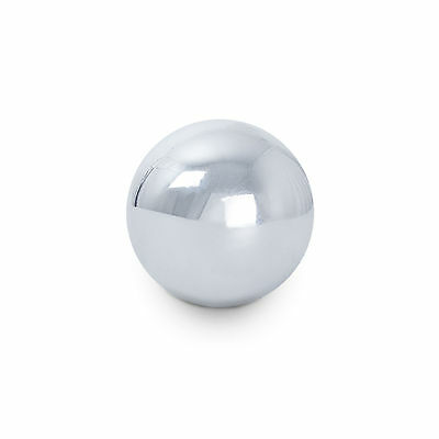 Chrome Finish Steel Contact Ball - Large!