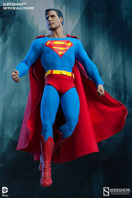 Sideshow Collectibles 1:6 Scale Superman DC Comics Figure SS100088