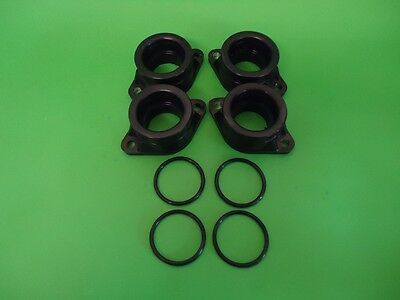 Suzuki GS750 GS1000 NEW Carb Inlet Rubbers & O Rings / Manifolds