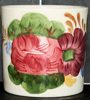 Round Cup/mug Chanticleer Belle Fiore Simpsons, Cobridge Hand Painted