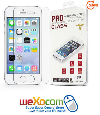 IPHONE 6 Plus 6S Plus TEMPERED GLASS SCREEN PROTECTOR  PRO GLASS Rounded Edge