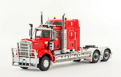 Drake KENWORTH K200 PRIME MOVER with Drake Dolly + 3x8 Swingwing Trailer 1:50