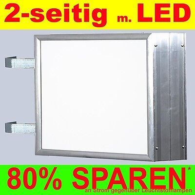 Led Lightbox 2 Sided Illuminated 841x1189mm Din-A 0 Display Exhibitor