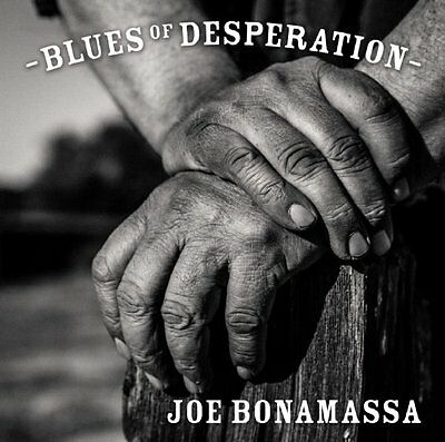 Joe Bonamassa Cd - Blues Of Desperation (2016) - New Unopened - J&r Adventures