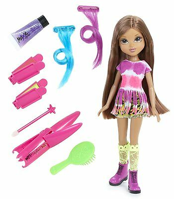 Moxie Girlz Magic Hair Farbwechsel Studio Sophina Puppe BRANDNEU