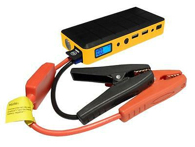 Micro Jump™ Emergency 12 Volt Portable Multi-Function Vehicle Jump Starter