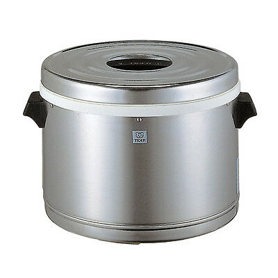 Tiger Commercial Thermal Food Holder For Sushi Rice - Made In Japan Jfm-570P