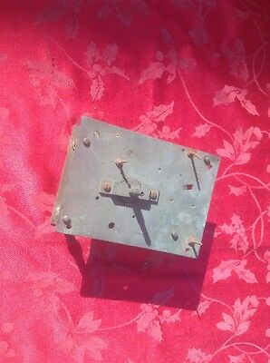 Longcase Grandfather Clock Movement Plates  # 3