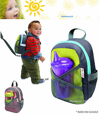 Munchkin Travel Child Safety Harness Backpack Toddler Back Pack Harness
