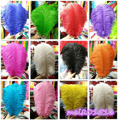 Holiday Decorations 10-200pcs High Quality 6-24 inches/15-60 cm Ostrich feathers