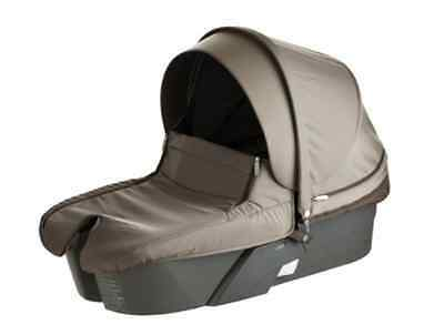 Stokke Xplory Carry Cot Complete, Brown