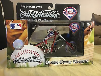 Collectible Phillies Chopper Bike