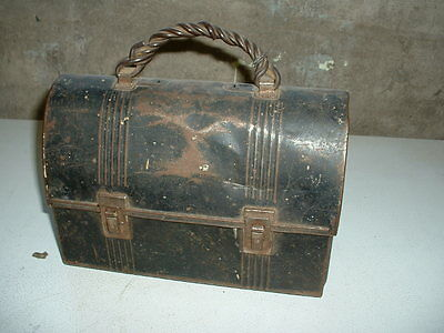 Vintage Tin Lunchbox