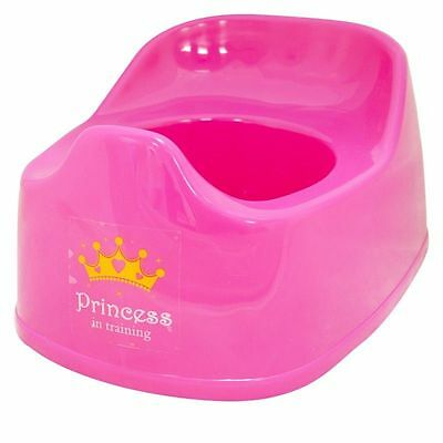 Childrens Potty Princess Training Potty Training Made Easy Pink For Baby Girl
