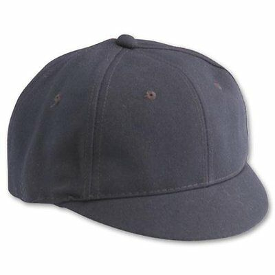 Outdoor Navy Umpire Short Bill Cap , One Size Training Sporting Goods Fitness