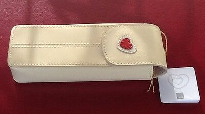 THUN Porta Penne Astuccio  Pen Case Leather