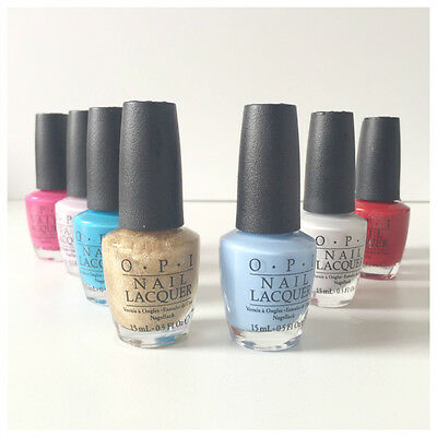 OPI Disney Alice Through the Looking Glass Nail Polish Collection 15ml Bottles