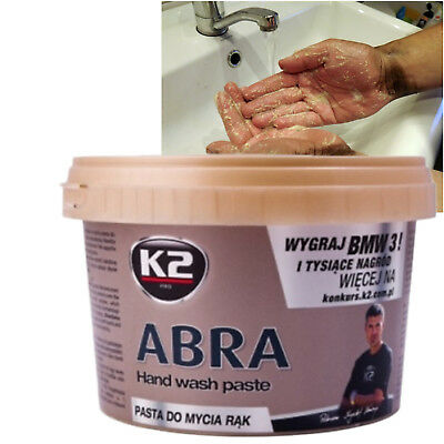 K2 Pro Abra Effective Sensitive Hand Wash Cleaning Paste Dermatologically Tested