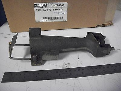 Miller Furnace Mixer Tube & Flame Speader, Nordyne 304774