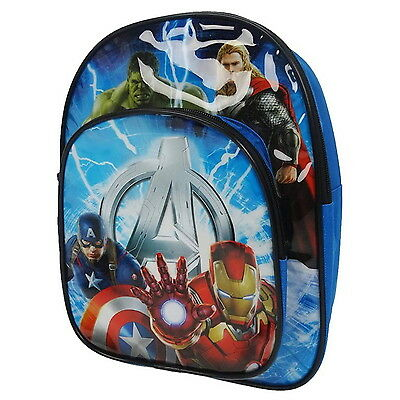 NEW OFFICIAL Marvel Avengers Boys / Kids Backpack / Rucksack / School Bag