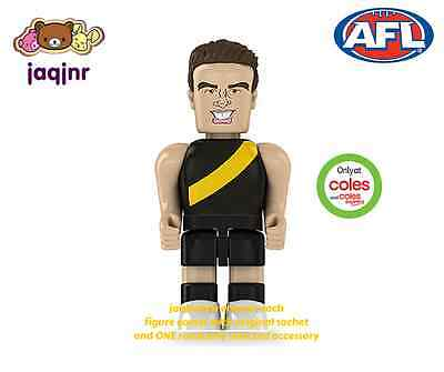 Coles AFL 2015 Micro Figures - ALEX RANCE - Richmond Tigers - Series 2