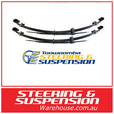 Holden Hk Hg Ht Sedan Rear Low King Springs Leafs Hol-509