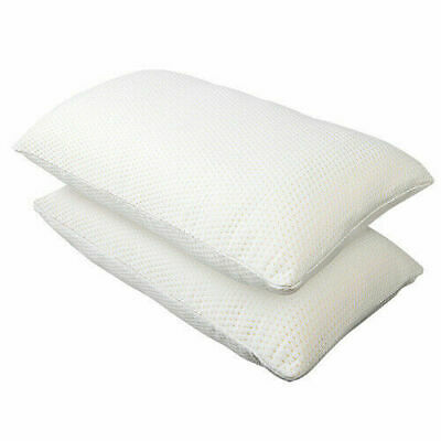 Giselle Bedding 2X Premium Visco Elastic Home MEMORY FOAM Pillow Medium to High