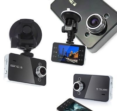 "2.4"" HD 120° Car DVR Vehicle Dash Camera Video Recorder Dash Cam G-sensor K6000"