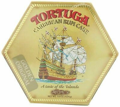 Tortuga Caribbean Rum Cake, 16 oz - Choose Flavor