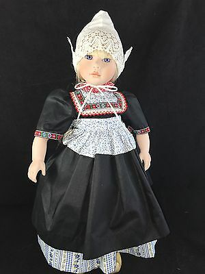 Dolls By Pauline Pauline's Doll Limited Edition Signed 71/950 Liselotte